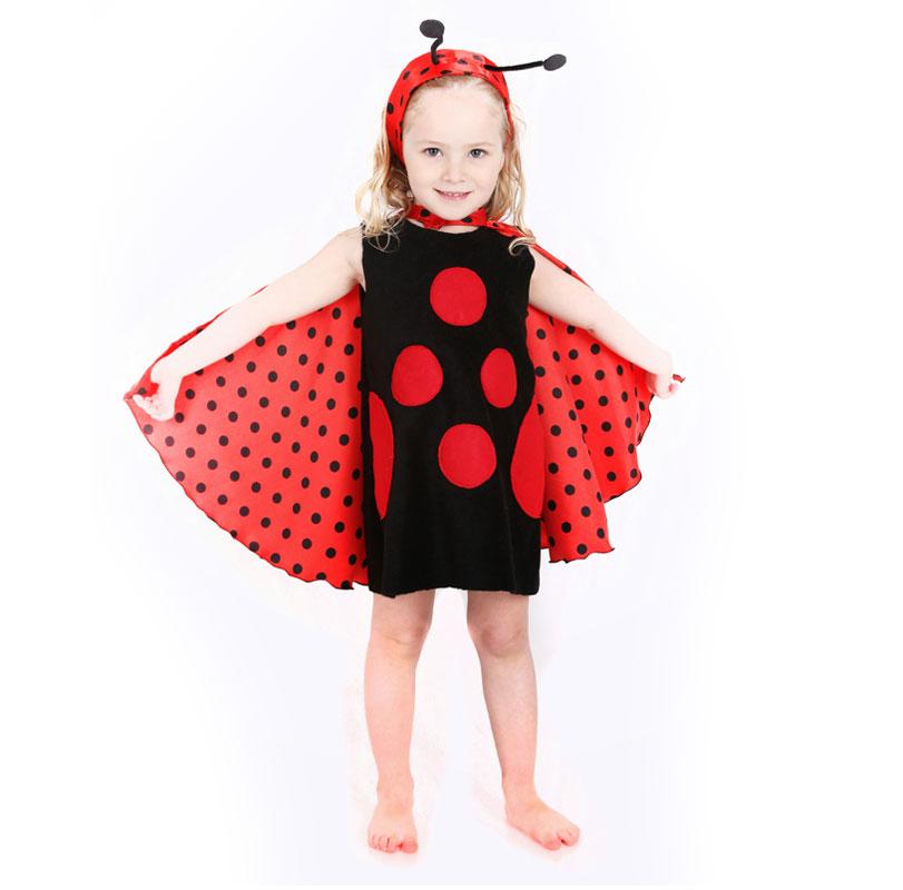 תחפושת מלאה בנות - חיפושית