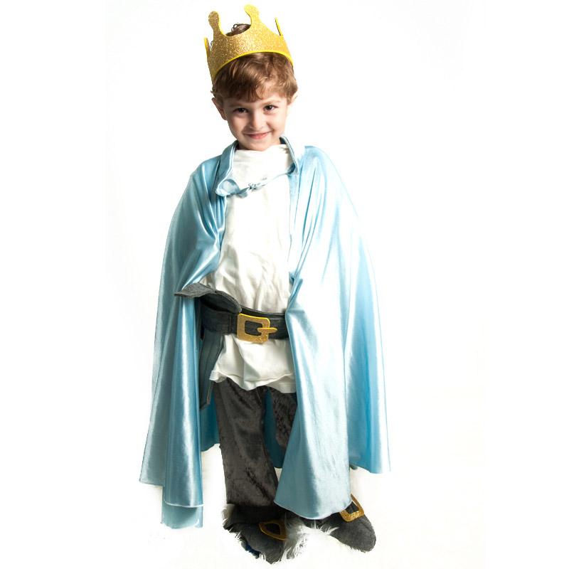 תחפושת מלאה בנים - מלך